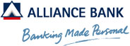 alliance bank logo